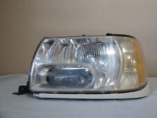 01 02 03 Infiniti qx4 XENON HID Headlight Light Lamp Left DRIVER Side w Trim OEM