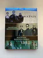 The Matrix Trilogy w/ Slipcover (Bluray) [BUY 2 GET 1]
