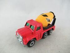 Matchbox Lesney 19 Cement Truck