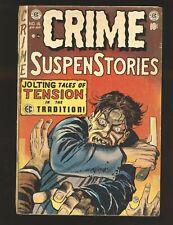 Crime SuspenStories # 16 - Williamson art Fair/Good Cond. tape on spine