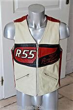 """RARO cazadora de piel """"the second piel"""" REMY GARSON R.55 talla S MODELO VINTAGE"""