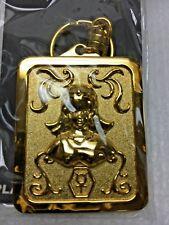 Saint Seiya Pandora Box VIRGO Metal Keychain Die Cast Made VERY RARE