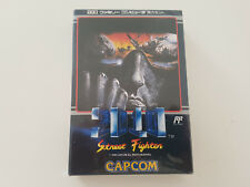 2010 Street Fighter Nintendo Famicom Japan NES