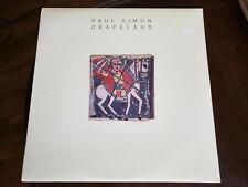 Paul Simon Graceland original SEALED vinyl LP: M jacket: NM