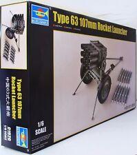 Trumpeter 1:6 01920 01920 il PLA Tipo 63 107 mm Rocket laucher kit modello militare