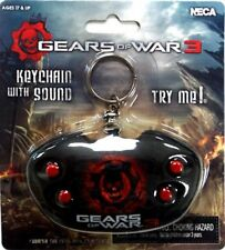 NECA Gears of War 3 Keychain [With Sound]