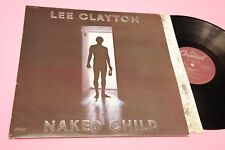 LEE CLAYTON LP NAKED CHILD ORIG ITALY 1979 NM !!!!!!!!!!!!!  TOOOPPPP