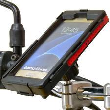 M8 Moto Pinza En Manillar Soporte & TiGRA Funda para Galaxy S7 Edge