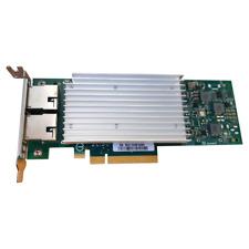QLogic FastLinQ QL41162HLRJ Dual-Port 10GbE CNA BASE-T Low Profile Dell 41PNV