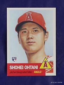Topps Living Set Card #7: Los Angeles Angels Shohei Ohtani