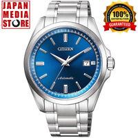 Citizen Mechanical NB1041-84L Automatic Watch Sapphire Glass 100% Genuine JAPAN