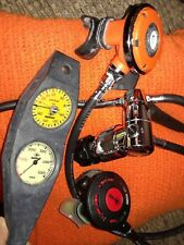 Beauchat Voyager Regulator Beuchat Gauges and Primary