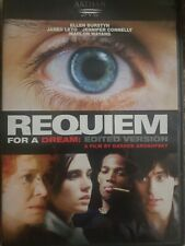 Requiem for a Dream (Dvd, 2001, R-Rated Sensormatic Security Tag)