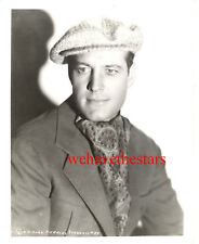 Vintage Charles Starrett QUITE HANDSOME Early 30s Publicity Portrait