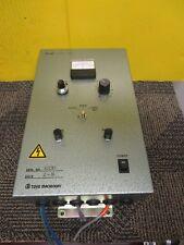 TOYO MACHINERY CONTROL PANEL OPERATOR INTERFACE  PCDA-65 PCDA65