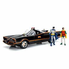 Jada Toys Batman Diecast Metal Vehicle - 98625-JADA-BLACK
