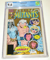 Marvel Comics New Mutants #87 2nd printing CGC 9.6 First Appearance of Cable