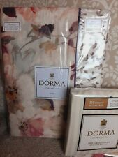 Dorma Sophia floral double duvet set