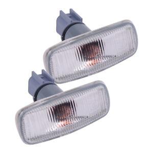 2x Fender Side Marker Light Lamp fit for Chrysler Sebring Dodge Avenger Jeep