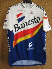 Maillot cycliste Banesto Nalini Pinarello Jersey Vintage Team 2000 - 4 / L