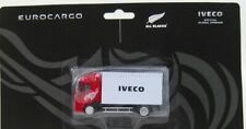 IVECO FIAT EUROCARGO 4x2 RUGBY ALL BLACKS BOX TRUCK 1:87 ELIGOR (DEALER MODEL)