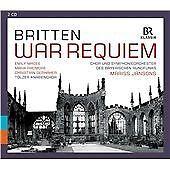 Britten: War Requiem [Maris Jansons] [BR Klassik:900120], Christian Gerhaher,Mar