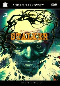 2 DVD STALKER - A TARKOVSKY russische klassiker - Deutsch СТАЛКЕР Ruscico