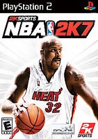 NBA 2K7 (PlayStation 2, PS2) Disc Only Tested Fast Free Shipping!