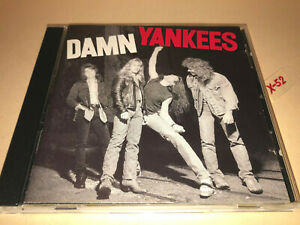 DAMN YANKEES 1st CD hits High Enough Ted Nugent Tommy Shaw (Styx Night Ranger)