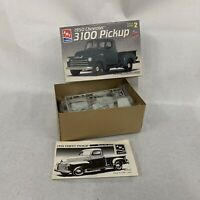 1950 Chevrolet Chevy 3100 Pickup Truck AMT ERTL 1:25 6437 Model Kit SEALED Bag