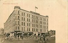 Indiana, IN, Richmond, Westcott Hotel Early Postcard