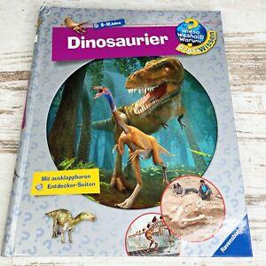 Wieso? Weshalb? Warum? Dinosaurier ProfiWissen Das Buch
