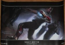 Iron Man 3 Marvel 2012 Comic-Con SDCC promo exclusive 13x20 artwork movie poster