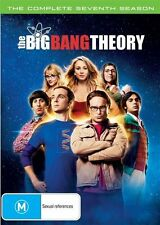 The Big Bang Theory : Season 7 (DVD, 2014, 3-Disc Set)
