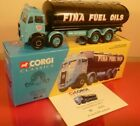 CORGI 27201 ATKINSON TANKER: FINA FUEL OILS:  NEW BOXED SCALE MODEL 1/50 1995