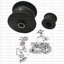 2 Right engine mount bushes, Rover 200, 400, 600