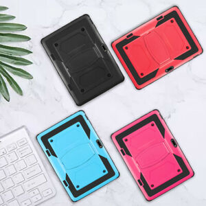 For Dragon Touch Max10/Max10 Plus/Zonko 10  Shockproof Rugged W/Stand Case Cover