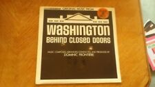Dominic Frontiere – washington Behind Closed Doors (Dynamite Deluxe sample) LP