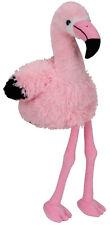 BRUBAKER Rosa Flamingo Plüschtier Stofftier Kuscheltier 80 cm Spielzeug Geschenk