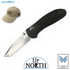 Benchmade 553 Griptilian AXIS Knife 154cm Stainless Steel TANTO Blade FREE HAT