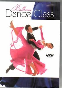 BALLROOM DANCE CLASS DVD R4 WITH 96-Page Instructional Book by Anton Du Beke