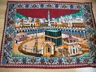 PRINT - PICTURE WITH KABAB - WALL CARPET - 125X166 CM good condition and solid