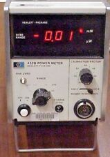HP432A HP432B HP432C Power Meter REPAIR EVALUATION Calibration available