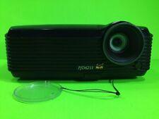 ViewSonic PJD6211 DLP Projector 2500 ANSI HD 1080p 3D HDMI-adapter Remote