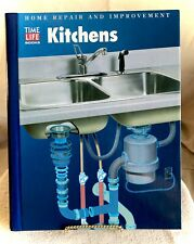 """Time Life Books Home Repair And Improvement """"Kitchens"""""""