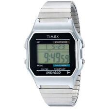 Relojes de pulsera baterías Timex alarma
