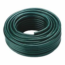 More details for 75m heavy duty garden hose pipe – reinforced braided pvc watering hosepipe reel