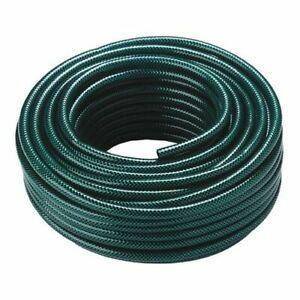 75M Heavy Duty Garden Hose Pipe – Reinforced Braided PVC Watering Hosepipe Reel