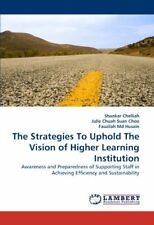 The Strategies to Uphold the Vision of Higher L, Chelliah, Shankar,,