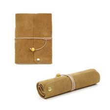 Retro A6 zu meinem Enkel gravierte Leder Tagebuch Notizbuch Heft Geschenk